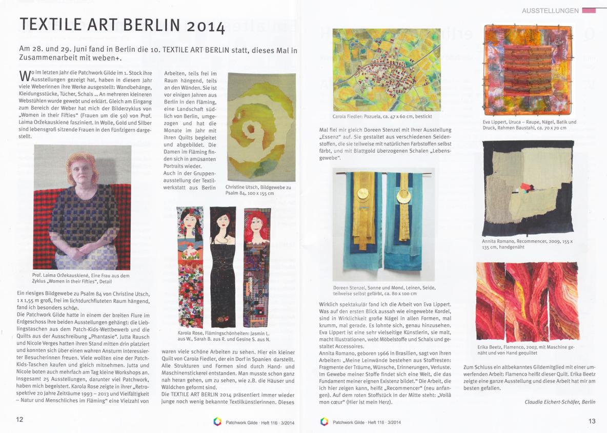 Textile Art Magazine