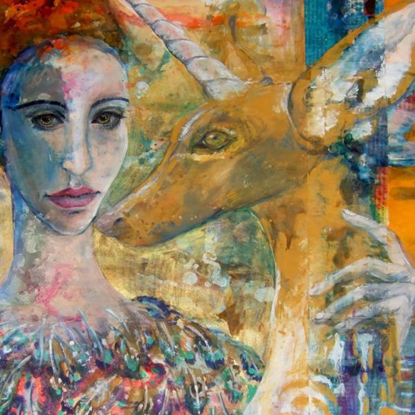 Die Dame mit dem Einhorn