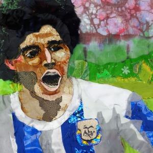 Maradona_Tschutti heftli Wettbewerb